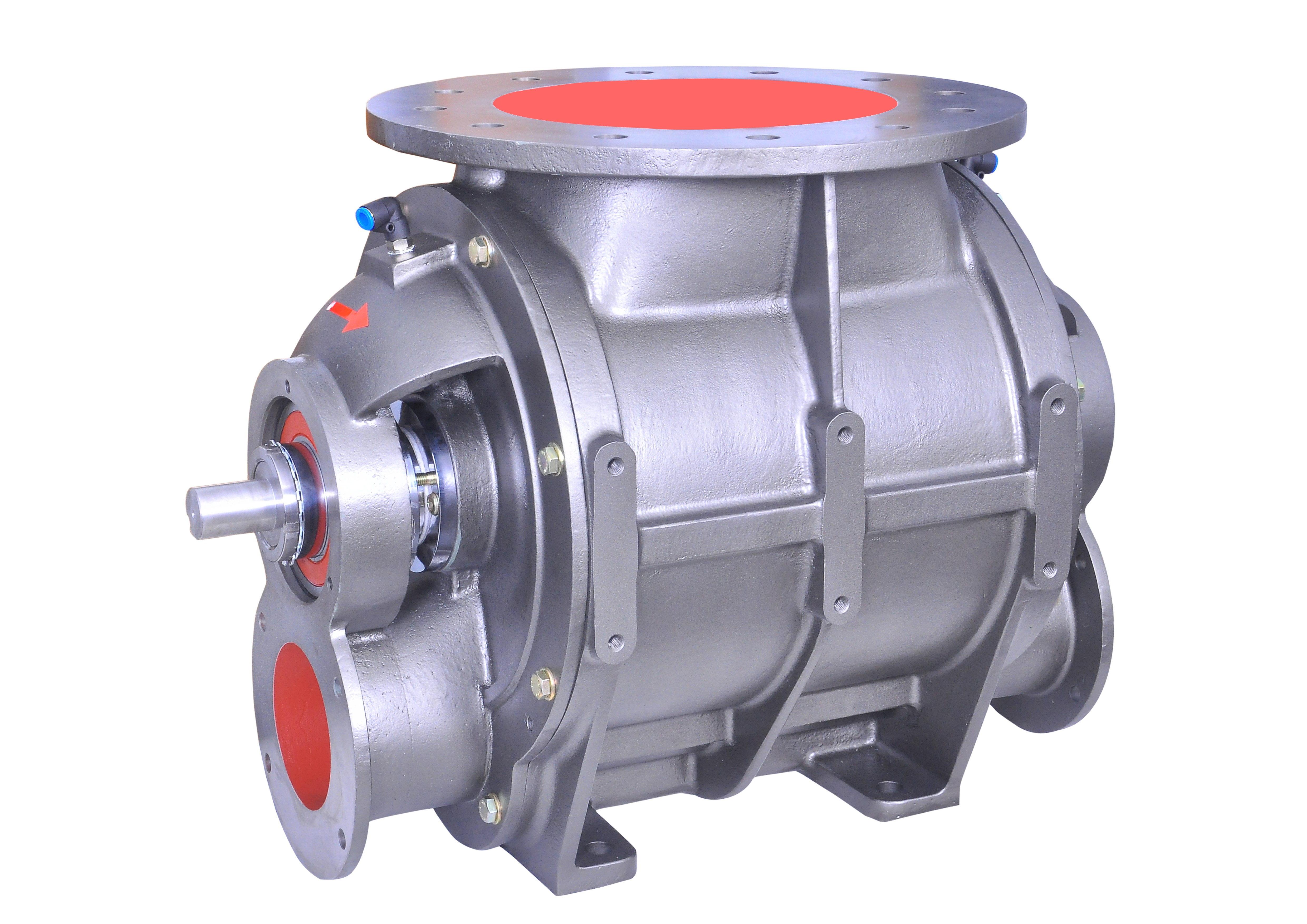 BVT – Enlarged Inlet Blow Through Rotary Valve